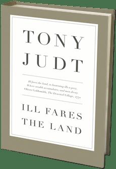 ill fares the land