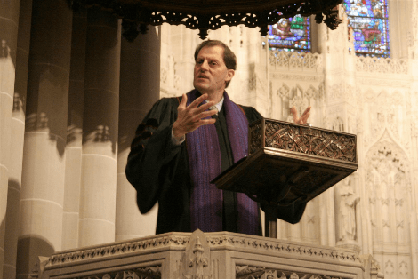 Rev. Randy Bush