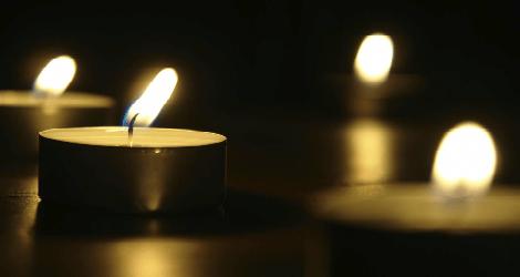 candles by Aneta Blaszczyk