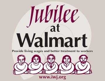 Jubilee at Walmart