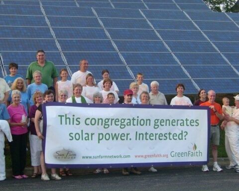 GreenFaith solar energy