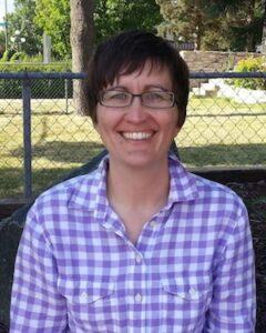 Author Rachel Murr