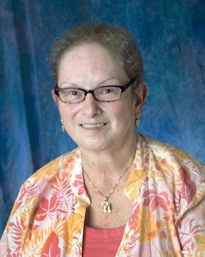 Author Rev. Robin Lostetter