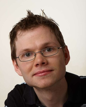 Author Tad Hopp
