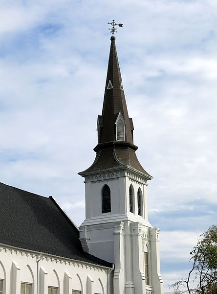 Mother Emanuel Church in Charleston, SC Photo Credit: Spencer Means CC 2.0