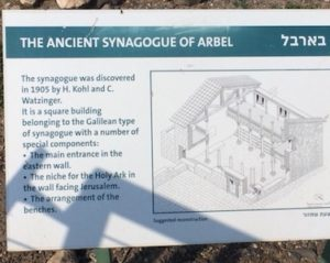 Information about the synagogue.