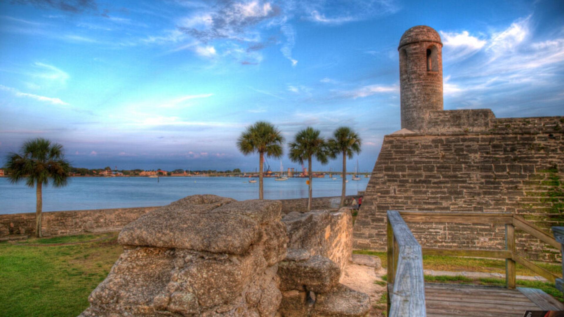Fort Matanzas, Saint Augustine, FL