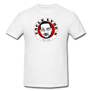 UNCLE LUKE WHITE T-SHIRT