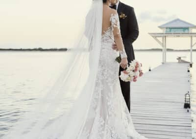 Beach wedding at Mahogany Bay Village, Ambergris Caye_20190202174757_0052