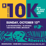 "38th Annual 10K Run and 5K Walk — ""Wellness is Wealth"""
