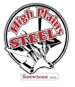 HPS steel logo