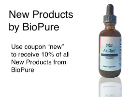 Coupon for New BioPure Products