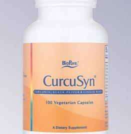 BioPure CurcuSyn Curcumin Detoxification