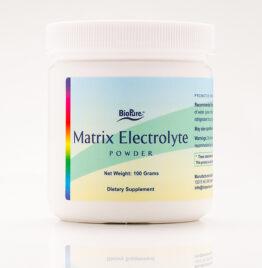 BioPure Matrix Electrolyte Powder