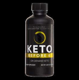 Quicksilver Keto Before 6® 100ml
