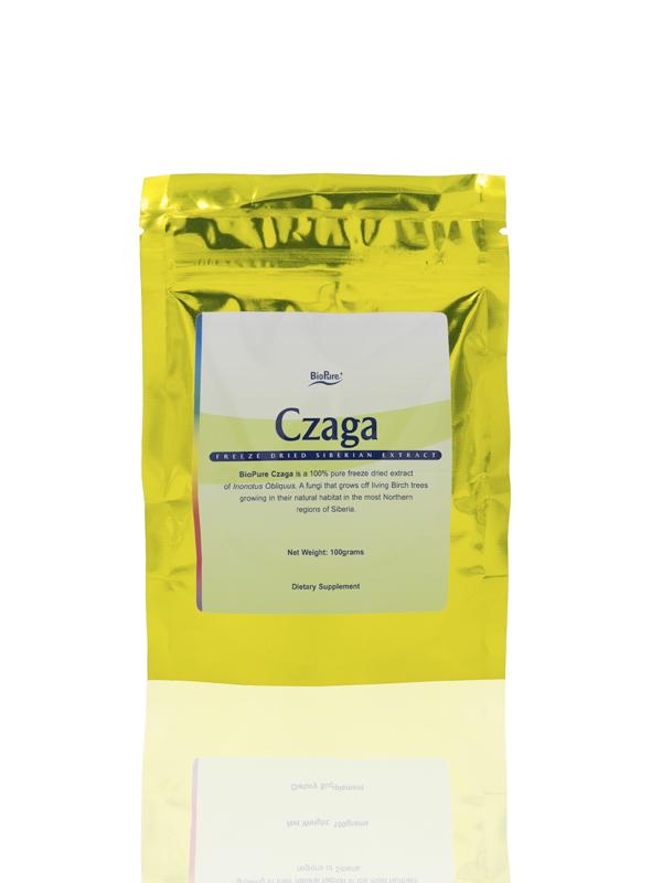 BioPure Czaga Mushroom Tea