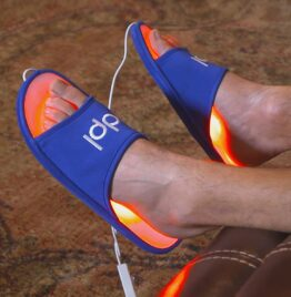 dpl® Slipper—Foot Pain Light Therapy