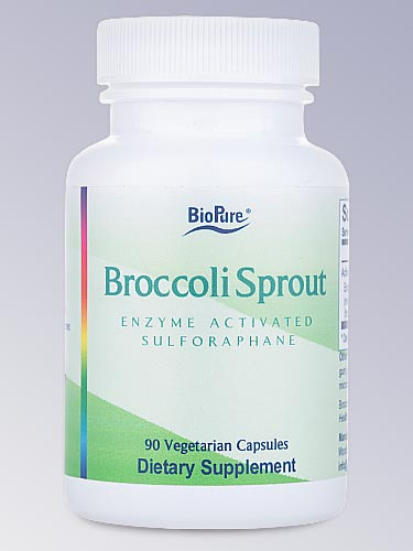 BioPure Broccoli Sprout Capsules