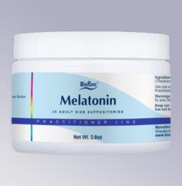 BioPure Melatonin Suppository