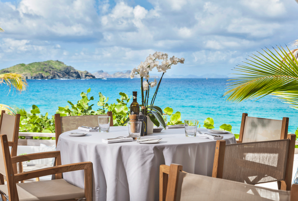 Mayas St Barts French Cuisine