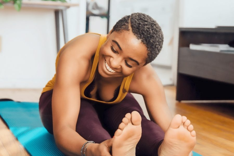 How to create an At-Home Yoga practice you love!