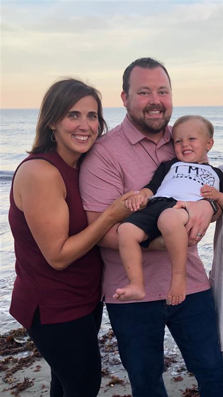Dustin's Family