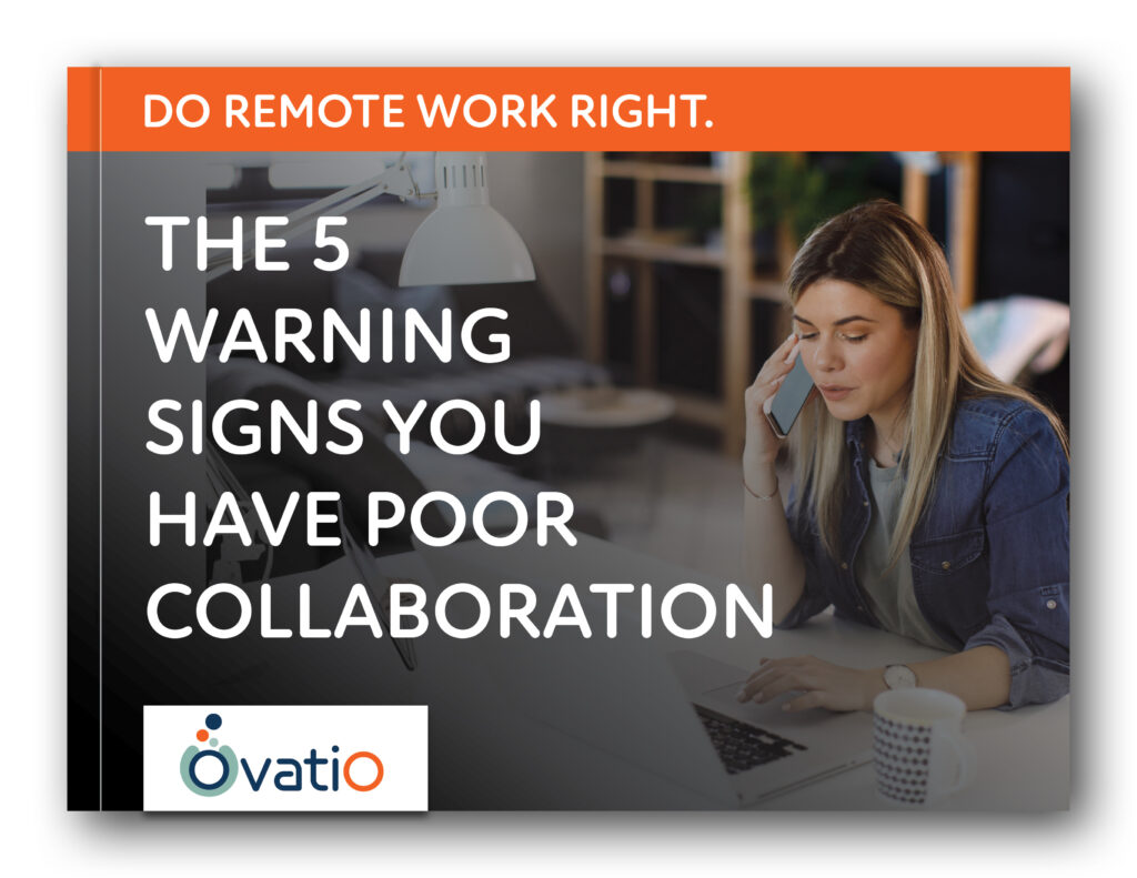 5 Warning Signs You Have Poor Collaboration