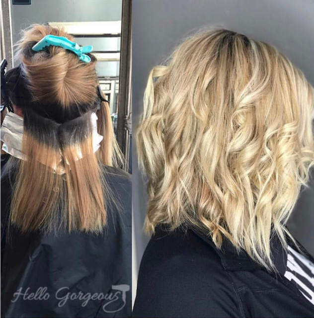 Color Consultation - Cut & Color - Hello Gorgeous Blowouts in Rockwall, TX