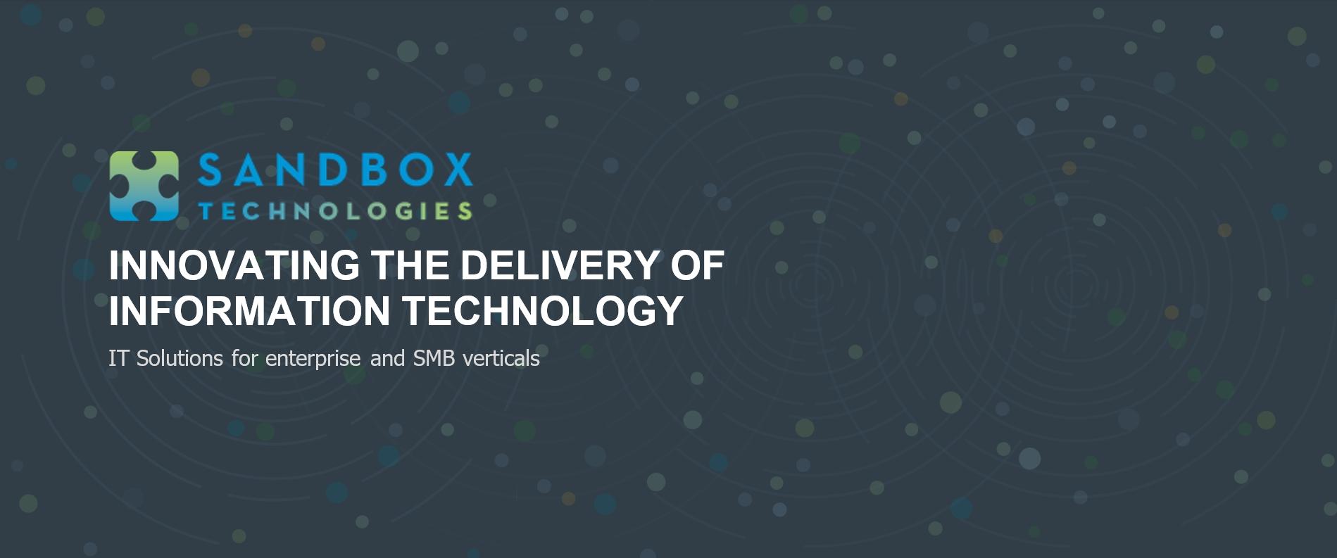 Sandbox Technologies
