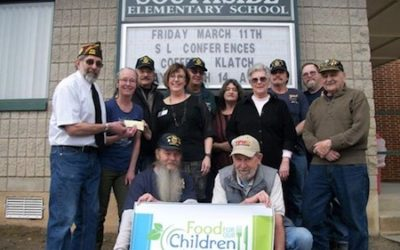 VFW Post 2453 Commits to Sponsoring Southside Elementary