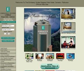 Embassy Suites Niagara Falls