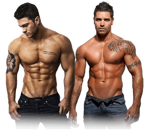 Sacramento's Hottest Male Strippers, Sexy Male Strippers
