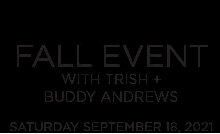 Bugatchi Fall Event