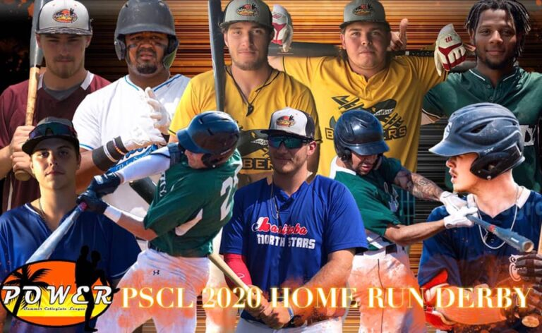 2020 PSCL Home Run Derby