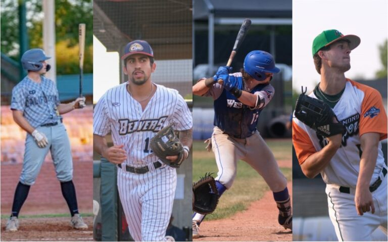 FOUR PSCL ALUMNI STANDING OUT IN PROFESSIONAL BASEBALL