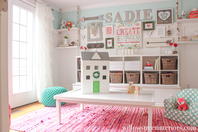 sadie's playroom