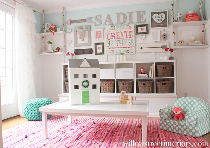 sweetie pie playroom