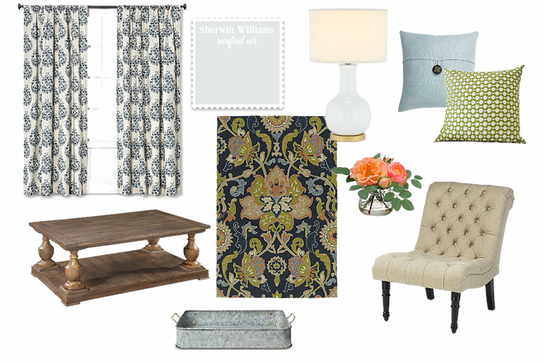 my home style design elements {shop this look at Willow Street Interiors}