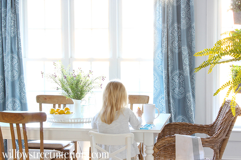 Seasonal Simplicity Spring House Tour