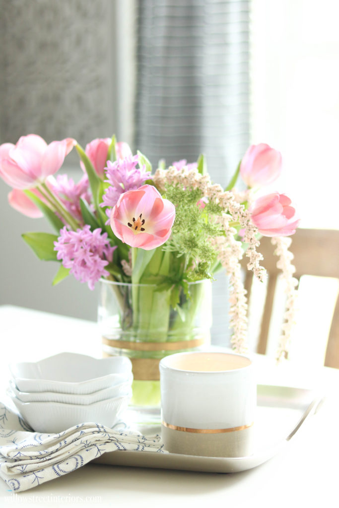 Spring Centerpiece Idea