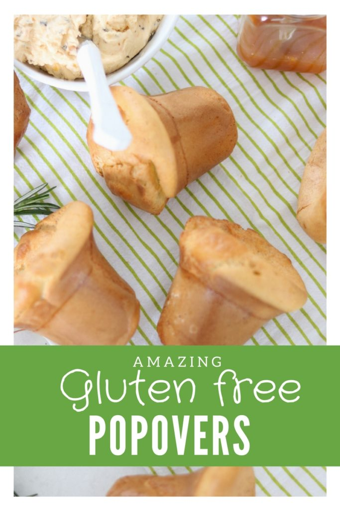 Amazing Gluten Free Popovers Recipe