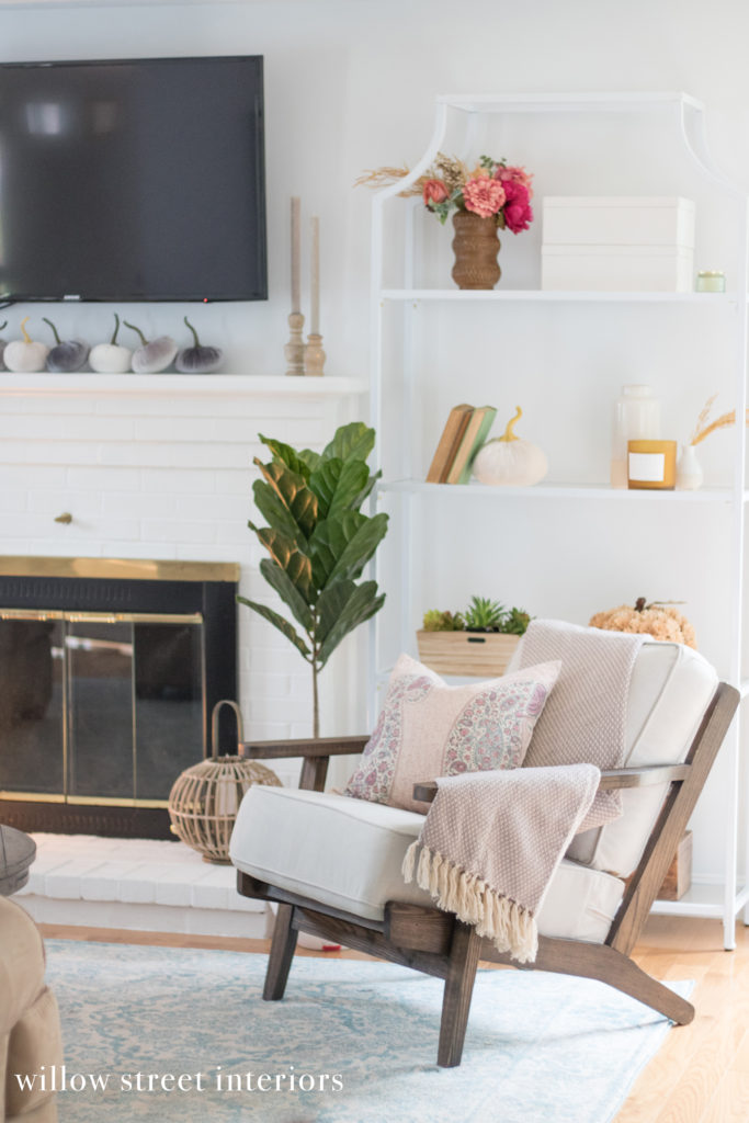 Fall Decorating Ideas Client Reveal