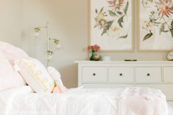 A Bohemian Girl's Bedroom {To Grow With}