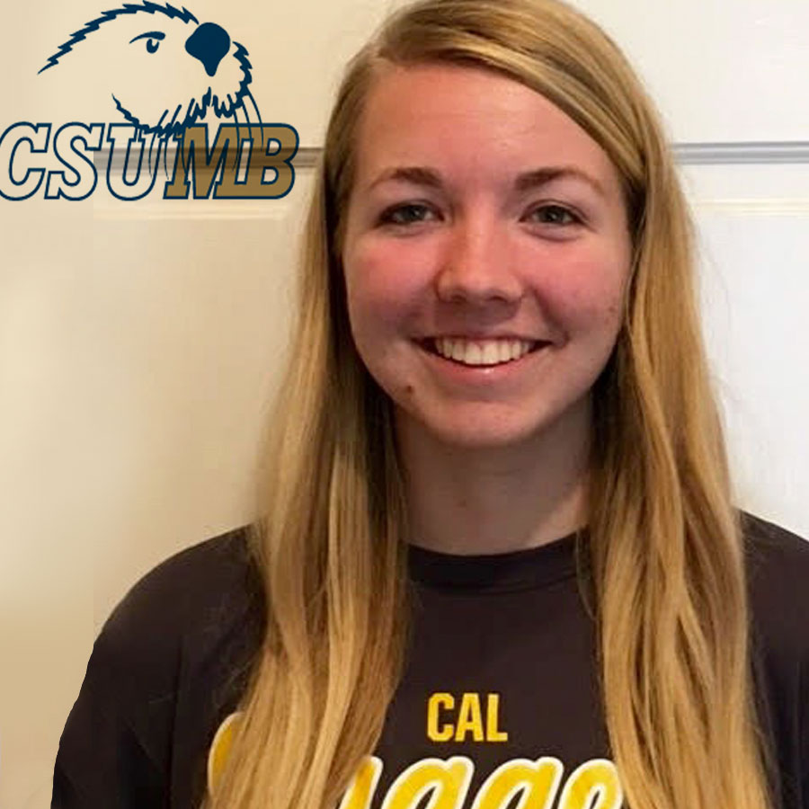 Ellie Bauer (2017) Commits to CSU Monterey Bay