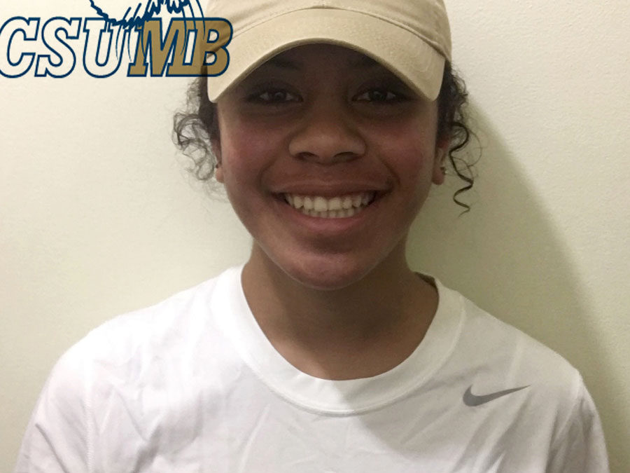 Luseane Tutoe (2017) Commits To CSU Monterey Bay