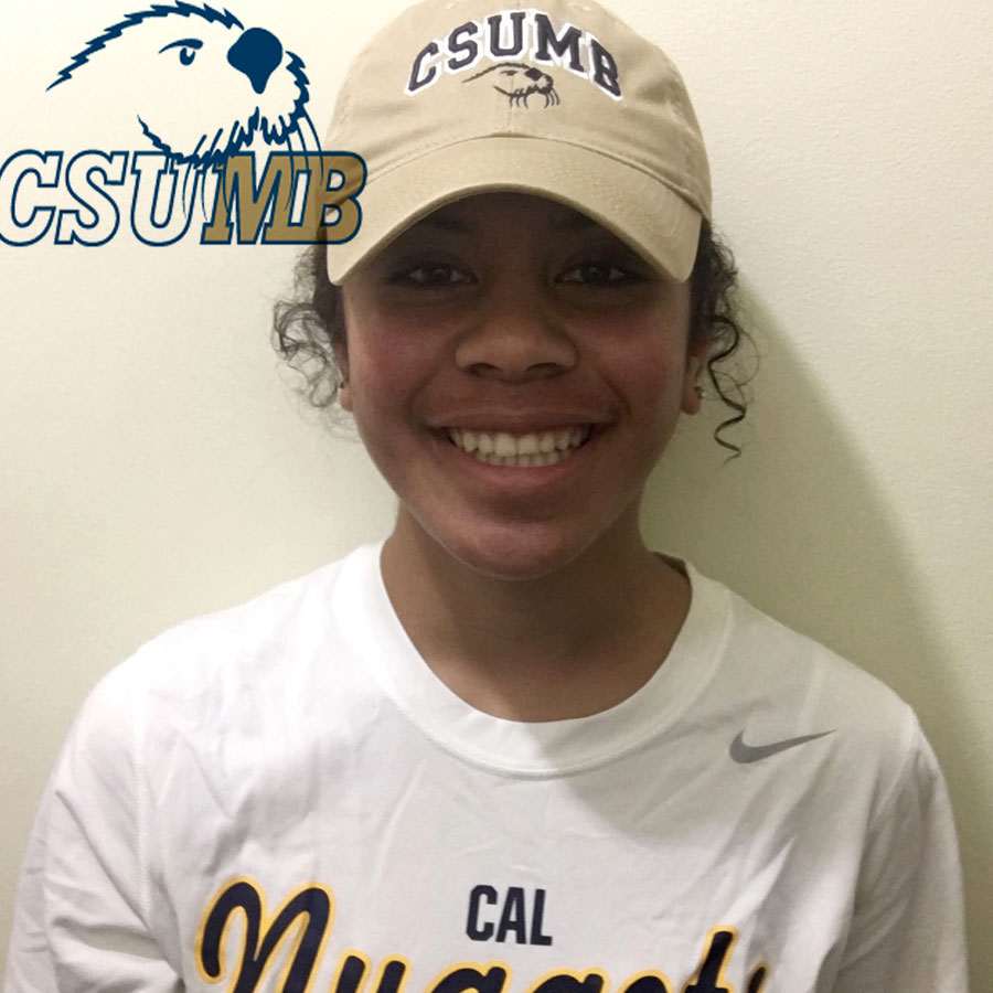 Luseane Tutoe (2017) Commits To CSU Monterey Bay
