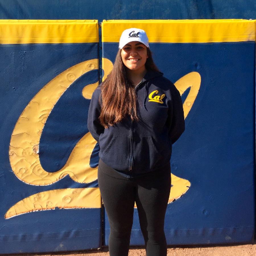 Sona Halajian (2019) Commits to Cal Berkeley