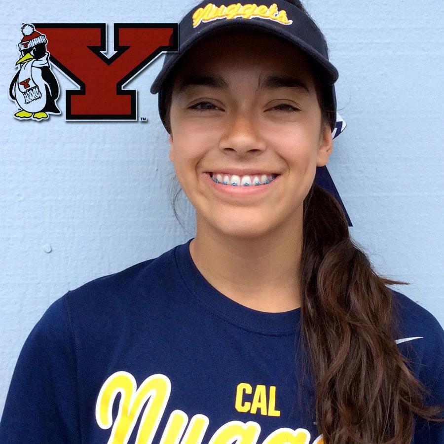 Yazmine Romero (2017) Commits to Youngstown State University
