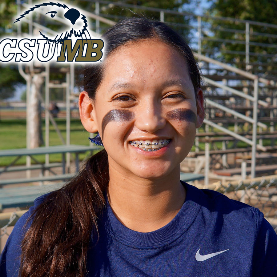 Toni Martinez (2018) Commits to CSU Monterey Bay