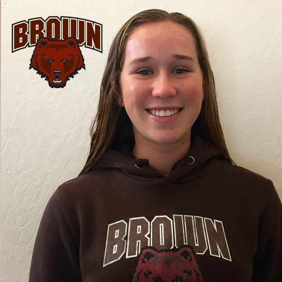Karina Chavarria (2017) Commits to Brown University